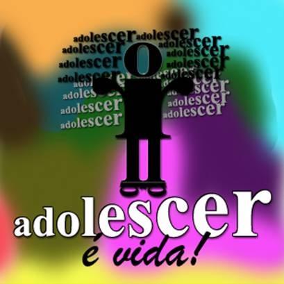 Logo do Departamento de Adolescência