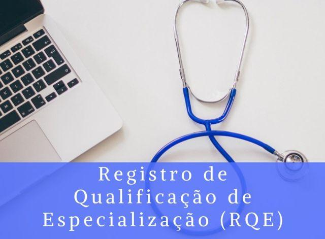 Registro de Qualificação de Especialização
