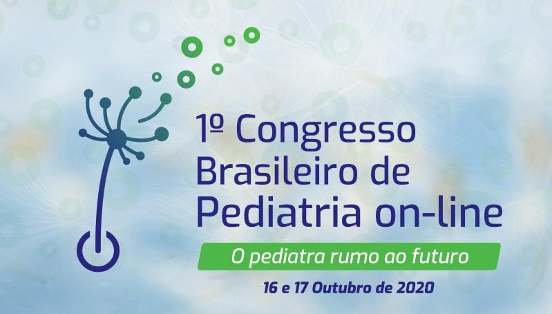 1º Congresso Brasileiro de Pediatria On-line