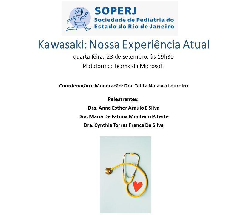 Kawasaki: Nossa Experiência Atual