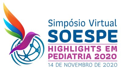 """Primeiro Simpósio SOESPE totalmente virtual """"Highlights em Pediatria 2020"""