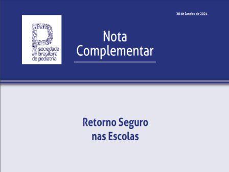 Nota Complementar SBP site