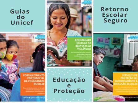 Guias DO UNICEF RETORNO ESCOLAR