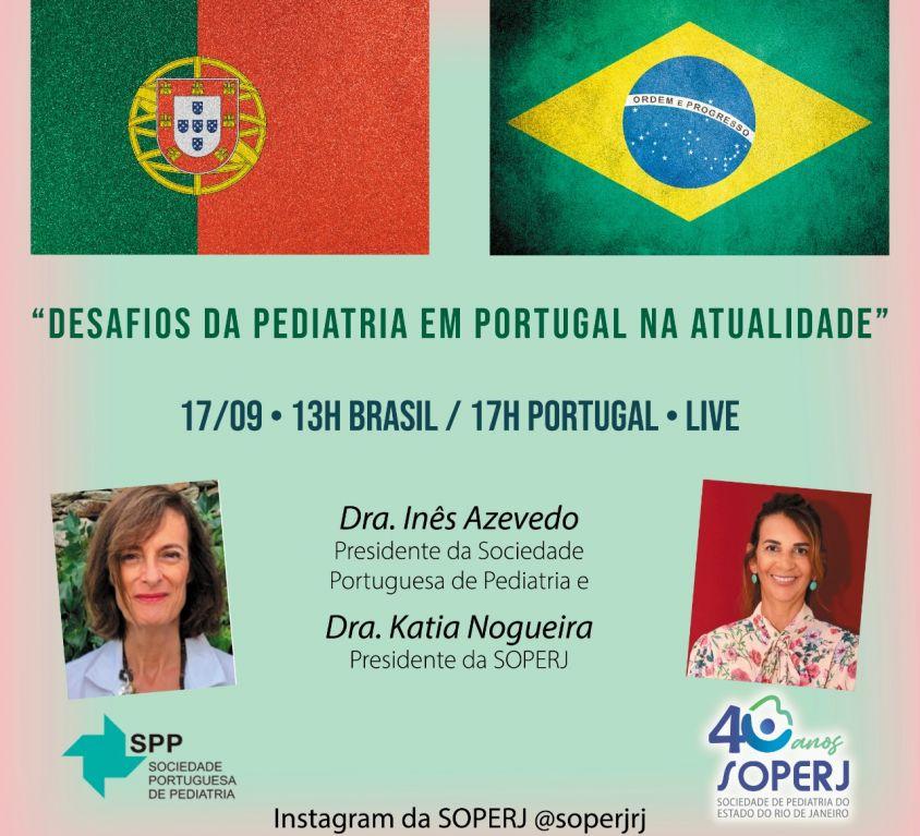 Live – Desafios da Pediatria em Portugal na Atualidade