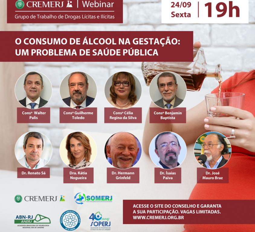 O Consumo de Álcool na Gestação: um problema de Saúde Pública